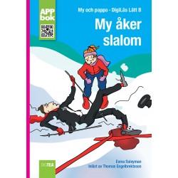 My åker slalom