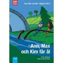 Ann, Max och Kim får ål