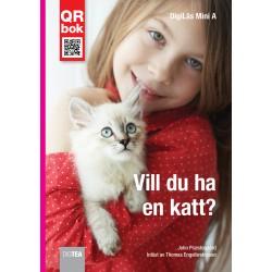 Vill du ha en katt?
