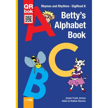 Betty's  Alphabet Book