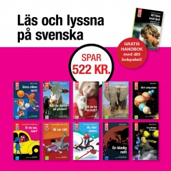 Läs och lyssna på svenska