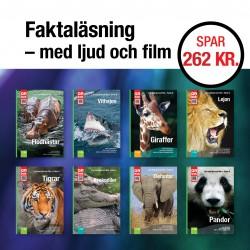 Faktaläsning – med ljud och film