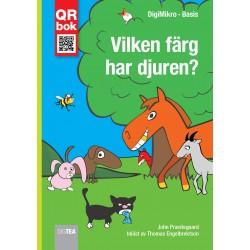 Vilken färg har djuren?