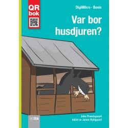 Var bor husdjuren?