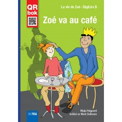 Zoé va au café